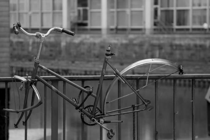 Bicicleta Bike Roubada
