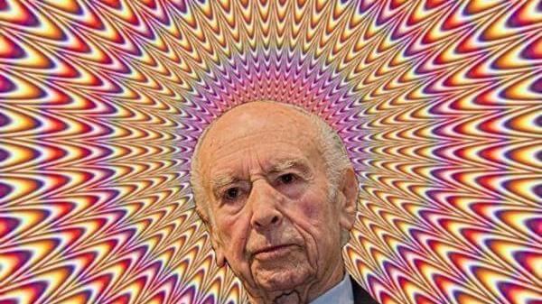 Albert Hofmann LSD crazy