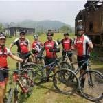Grupo Jesus no Pedal Mogi das Cruzes