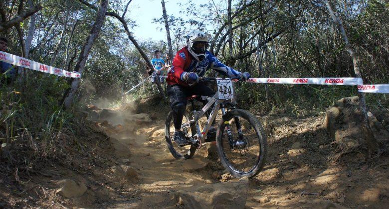 Brasil de Bike Downhill bicicleta