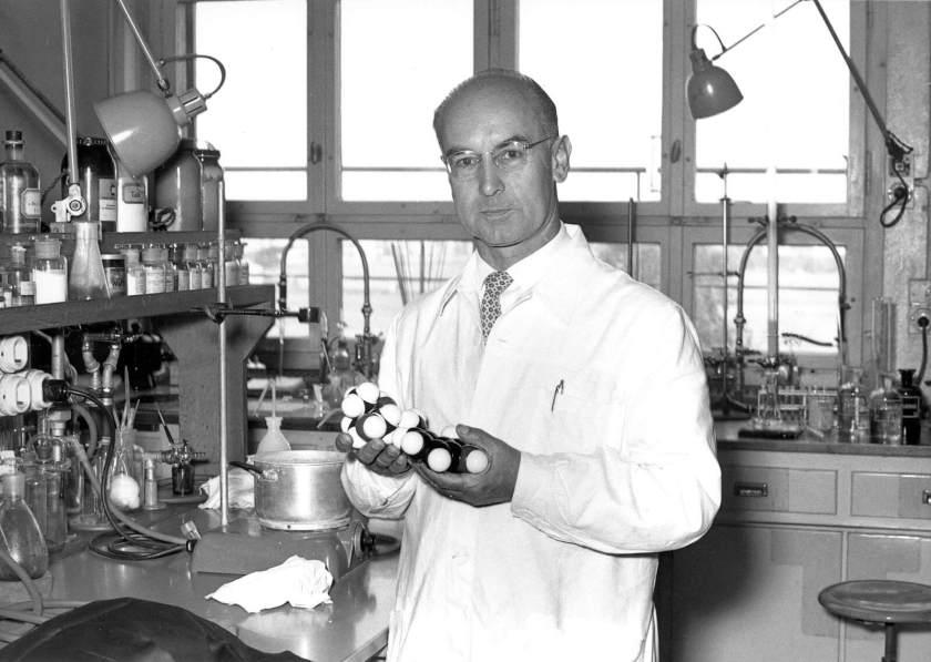 Albert Hofmann Novartis Química