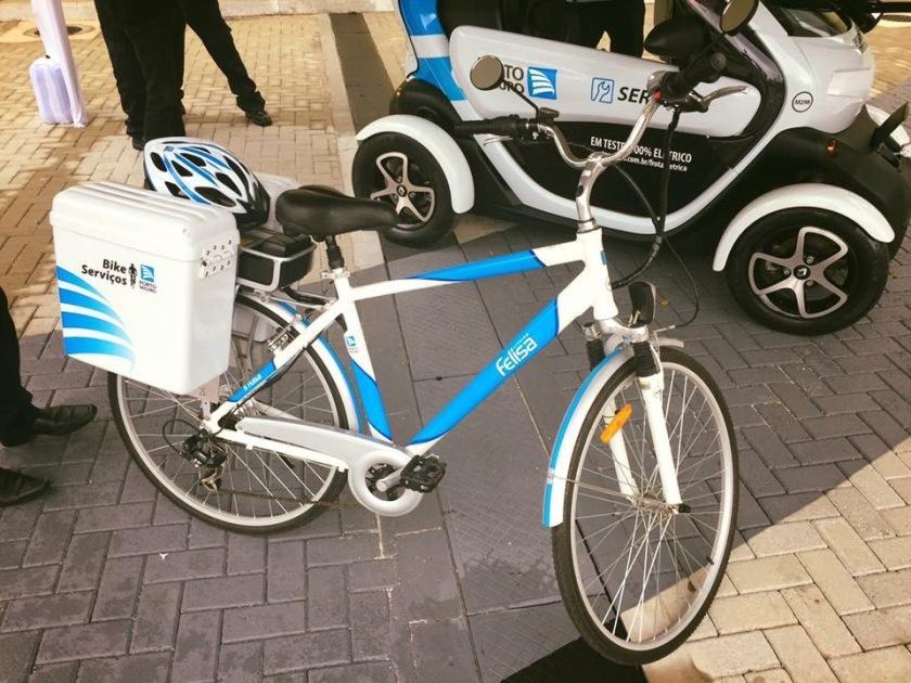 Bike Elétrica Porto Seguro